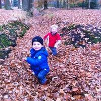 Photo taken at Kasteel Stoutenburg by Marlice v. on 11/16/2012