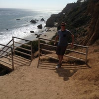 Photo taken at El Matador State Beach by Mike P. on 7/26/2013