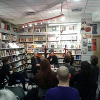 Photo taken at The Italian Bookshop by Francesca M. on 3/16/2013