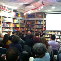Photo taken at The Italian Bookshop by Francesca M. on 4/25/2014