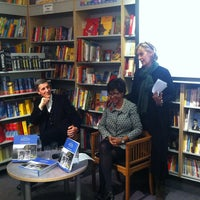 Photo taken at The Italian Bookshop by Francesca M. on 10/12/2013