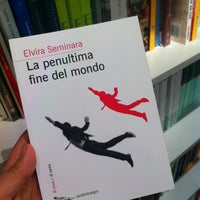 Photo taken at The Italian Bookshop by Francesca M. on 7/10/2013