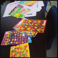 Photo taken at Rosemont 6th Grade by Naomi G. on 2/22/2014