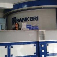 Photo taken at Bank BRI Unit UKDW by Nadhia Y. on 5/5/2014
