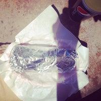 Photo taken at Burrito Bandito by Weston B. on 5/22/2013