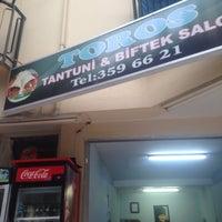 Photo taken at Soli Toros Tantuni by Merve Ç. on 7/17/2016