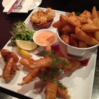 Photo taken at Chill Restaurant by Cassie B. on 4/19/2013