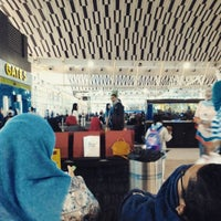 Photo taken at Gate 2 by Sucahyo T. on 12/19/2015