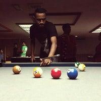 Photo taken at Golden Break Snooker & Pool Club by Stony C. on 10/18/2015