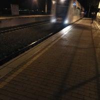 Photo taken at Metro Llíria [L1] - Metrovalencia by Jose Ramon R. on 10/23/2014