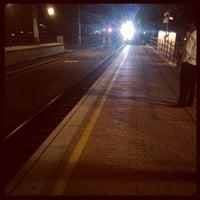 Photo taken at Metro Llíria [L1] - Metrovalencia by Jose Ramon R. on 10/7/2013
