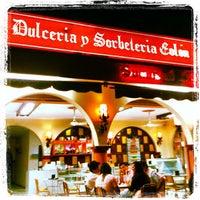 Photo taken at Dulcería y Sorbetería Colón by Alexander T. on 2/6/2013