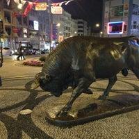 Das Foto wurde bei Altıyol Meydanı von Oğuz D. am 10/21/2012 aufgenommen