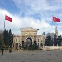 12/27/2012 tarihinde Oğuz D.ziyaretçi tarafından Beyazıt Meydanı'de çekilen fotoğraf