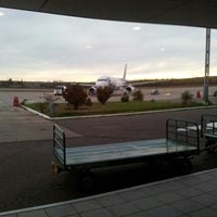 Foto tirada no(a) Aeropuerto Internacional del Neuquén - Presidente Juan D. Perón (NQN) por Diorella P. em 5/4/2013
