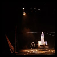 Photo taken at Ovalhouse Theatre by Laura S. on 11/2/2012