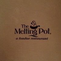 Photo taken at The Melting Pot by Morgan C. on 12/17/2012