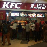 Photo taken at KFC by srivalli s. on 6/9/2017