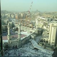 Photo taken at Raffles Makkah Palace by Ali A. on 4/12/2013