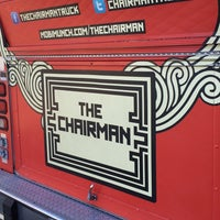 Photo taken at The Chairman Truck by David O. on 11/17/2014