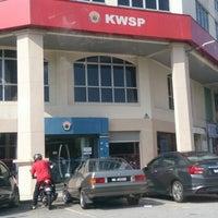 Photo taken at Bangunan KWSP by Mohd Aliff on 12/26/2013
