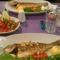 10/29/2012 tarihinde 🔱M. A. B.ziyaretçi tarafından Dalyan Balık Restaurant'de çekilen fotoğraf