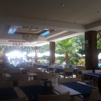 Photo taken at Alara Park & Residence Hotel by Bülent Ş. on 7/5/2014