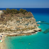 Photo taken at Tropea by Italia.it on 7/5/2013