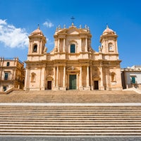 Photo taken at Unesco - Late Baroque Towns of the Val di Noto (South-Eastern Sicily) by Italia.it on 7/16/2013
