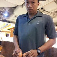 Photo taken at Hot Pot Inter Buffet by Aey p. on 1/2/2013