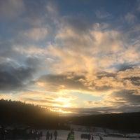 Photo taken at Maridalen by Tone Helene A. on 12/16/2017