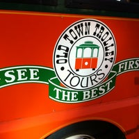 Photo taken at Old Town Trolley Tours of Boston by James S. on 11/23/2012