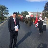 Photo taken at Lefkoşa Tören Alanı by Mustafa on 11/15/2016
