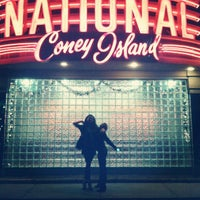Photo taken at National Coney Island by Stacey~Marie on 12/24/2012