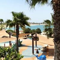 Photo taken at Banana Island Resort Doha by Anantara by QQabdulla 🦔 on 7/17/2018
