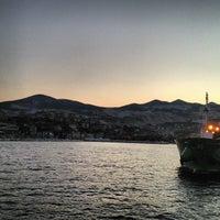 Photo taken at Saraylar Marina by Atilim A. on 12/13/2012