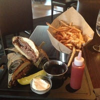 Photo taken at Del Frisco's Grille by Whitney E. on 5/4/2013