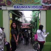 Photo taken at Pasar Sore Ramadhan KAUMAN by Risa D. on 7/16/2013
