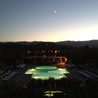 Photo taken at Rosewood Sand Hill by Luke on 9/20/2012