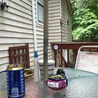 Photo taken at Back Deck by Gena on 9/24/2013