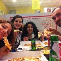 Photo taken at Arte&Pizza by Koray E. on 6/9/2014