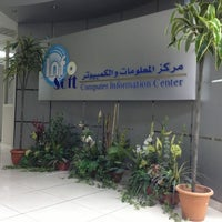 Photo taken at Computer information center by Faisal B. on 1/28/2013