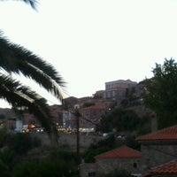 Photo taken at Molyvos Hotel 1 by Ezi on 6/26/2013
