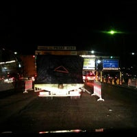 Photo taken at Gerbang Tol Pasar Rebo by Philip P. on 5/28/2014