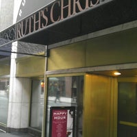 Photo taken at Ruth's Chris Steak House by John S. on 2/15/2013