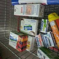 Photo taken at Queluz Supermercado by Arthur P. on 2/24/2013