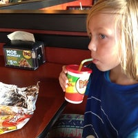 Photo taken at Moe's Southwest Grill by Danny F. on 9/29/2012