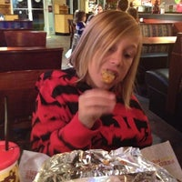 Photo taken at Moe's Southwest Grill by Danny F. on 12/19/2012