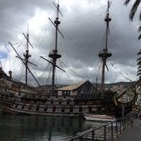 Foto scattata a Porto Antico da Jan W. il 5/29/2013