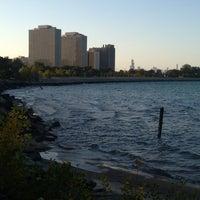 รูปภาพถ่ายที่ Promontory Point Park โดย Laurassein เมื่อ 9/29/2012